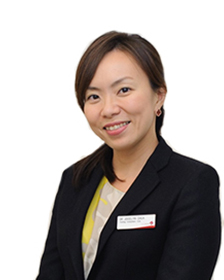 Photo of Dr Jocelyn Chua