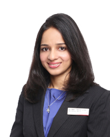 Photo of Dr Dipali Kapoor