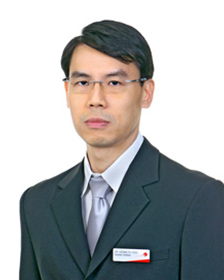 Photo of Dr Kenneth Koo