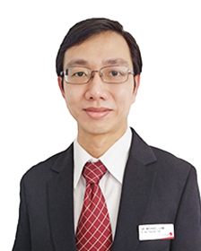 Photo of Dr Michael Lam
