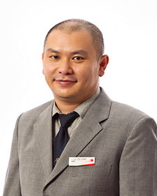 Photo of Dr Lee Eng Kiang