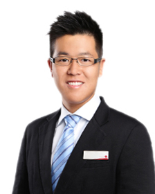 Photo of Dr Lee Wei Feng
