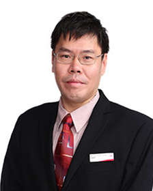 Photo of Dr Lim Beng Leong