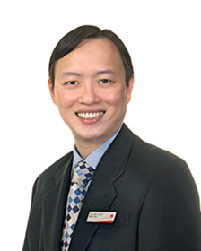 Photo of Dr Lim Liang
