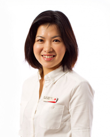 Photo of Dr Lim Sheen Yee