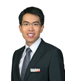Photo of Adj A/Prof Low Shiong Wen