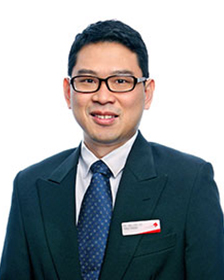Photo of Dr Colin Ong