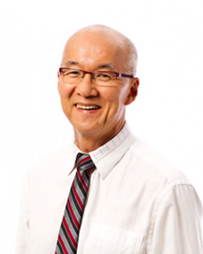 Photo of Dr Sebastian Leong