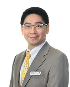 Photo of Dr Alvin Teo