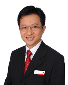 Photo of Asst Prof Wong Guan Wee