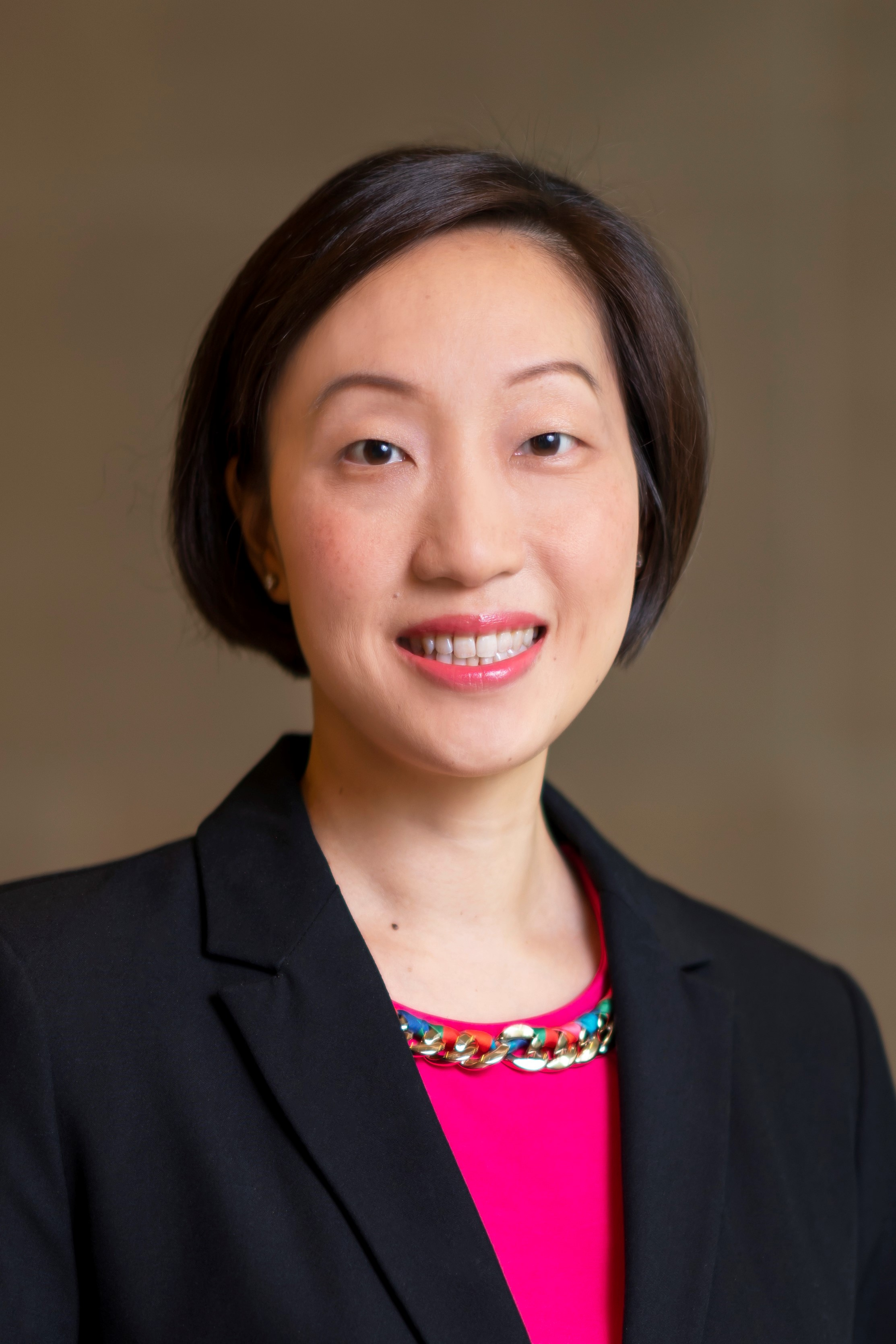 Photo of Dr Andrea Wong