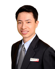 Photo of Clinical Associate Professor Gerald Chua