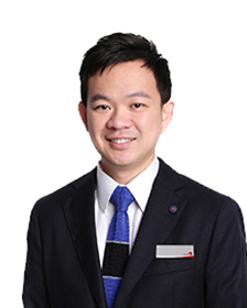 Photo of Dr Lee Chan Yu