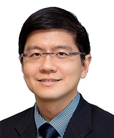 Photo of Dr Lim Lee Guan