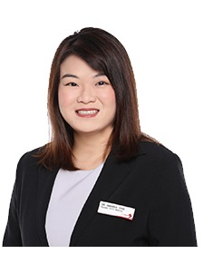 Photo of Dr Tay Wei Ling